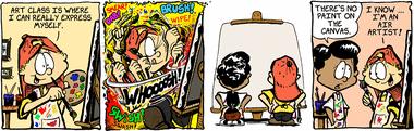 Art Class Expression