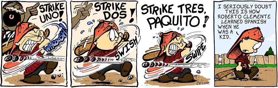 Strike Uno!